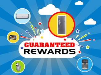 Guaranteed Rewards!